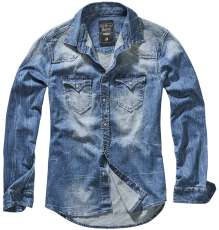 Riley Denim shirt