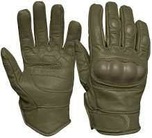 Tactical Leather Gloves
