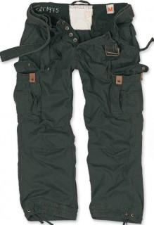 Premium Vintage army military cargo Pants Surplus