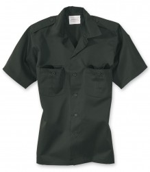 Military shirt short sleeve