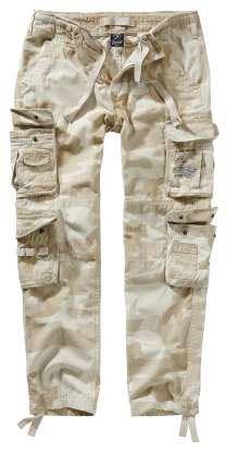 Army cargo Pants Brandit Pure slim fit