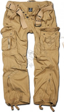 Cargo army military trausers Brandit Royal Vintage