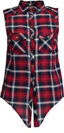 Ladies Sleeveless Blouse Nicola