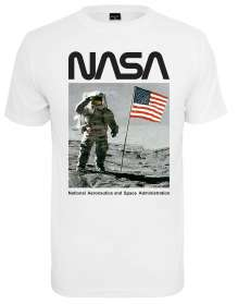 T-shirt NASA Moon Man