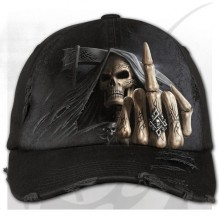 Baseball Cap BONE FINGER