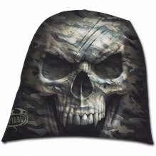 CAMO-SKULL - Light Cotton Beanies