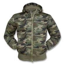 Neopren jacket with  Fleece