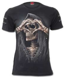 Ladies T-shirt DARK LOVE