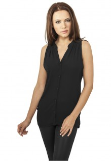 Ladies Sleeveless Chiffon Blouse Katie