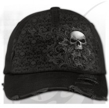 Baseball Cap SKULL SCROLL