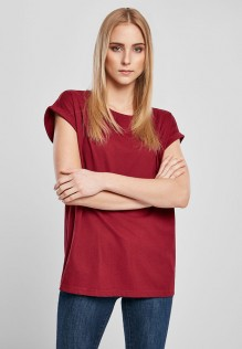 Ladies Organic Extended Shoulder Tee Emerson