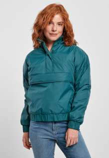 Ladies Panel Padded Pull Over Jacket Faith