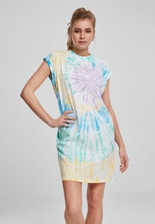 Ladies Tie Dye Dress Remi